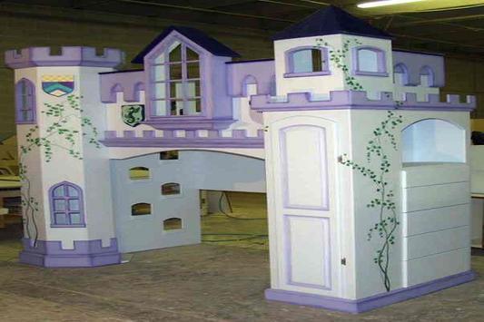 Castle Theme Bedroom poster