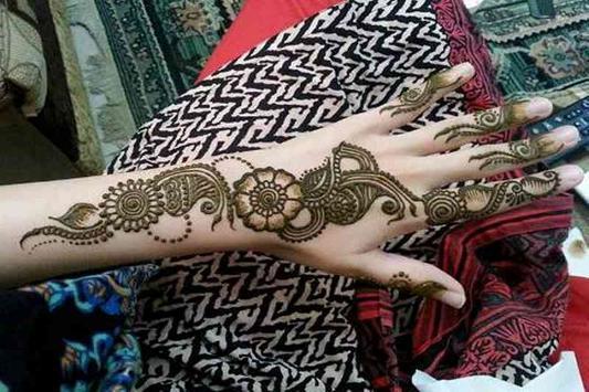 Beautiful Henna Design screenshot 7