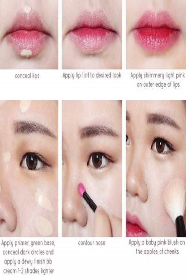 Korean Makeup Tutorial For Android