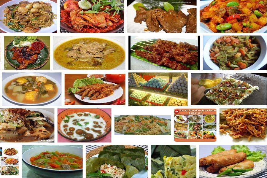 Kumpulan Resep Masakan Indonesia Poster