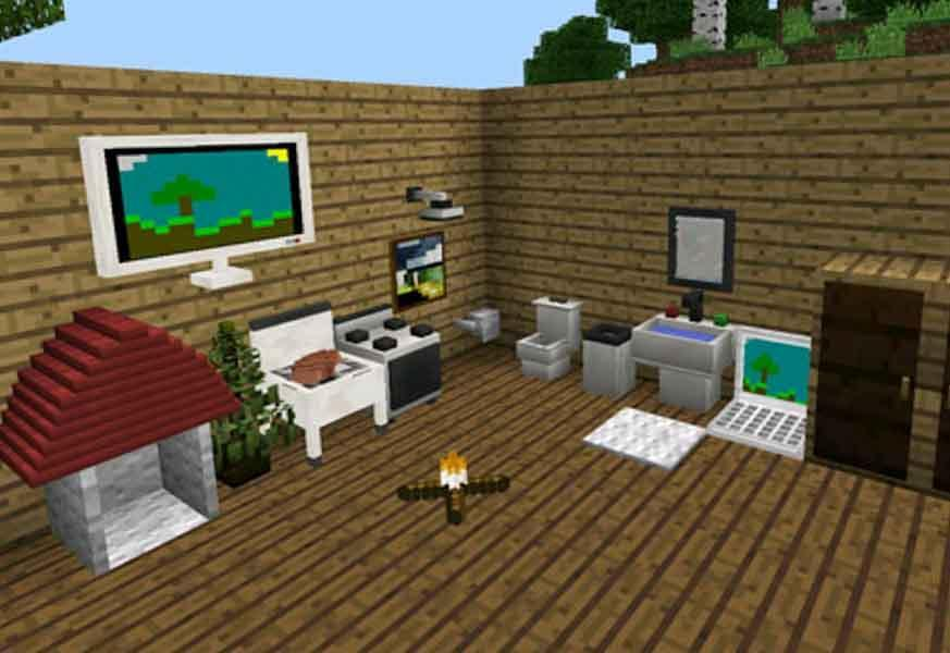 Furniture For Minecraft Ideas for Android - APK Download