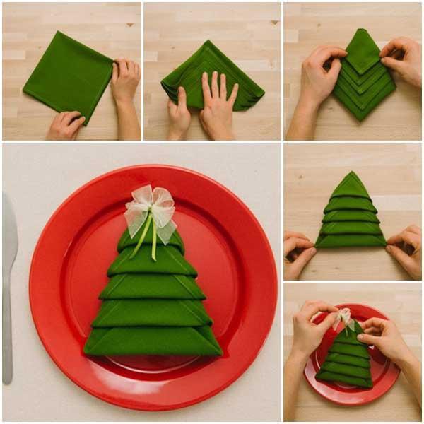 Easy Paper Napkin Folding Ideas | Chinet® | 600x600