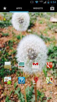Dendelion Live Wallpaper apk screenshot