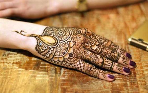 Indian Marriage Mehndi Design screenshot 4