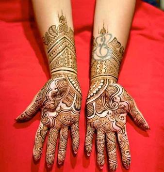 Indian Marriage Mehndi Design screenshot 1