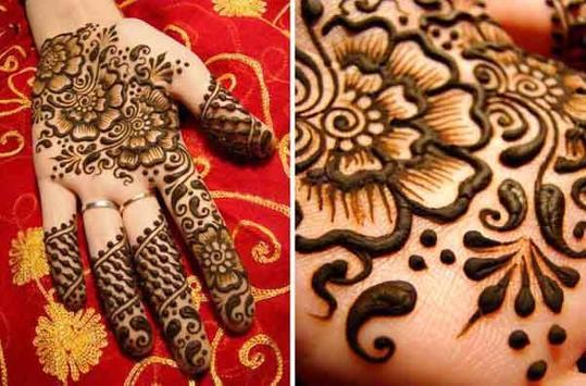 Indian Marriage Mehndi Design screenshot 2
