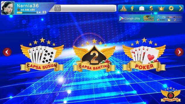 Garuda Kartu screenshot 2