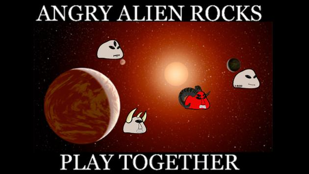 Angry Alien Rocks apk screenshot