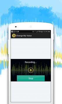 Voice Changer - Voice Effects apk screenshot
