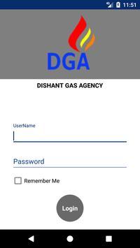 Dishant Gas poster
