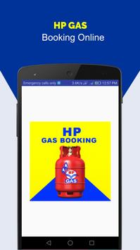 Book HP Gas poster