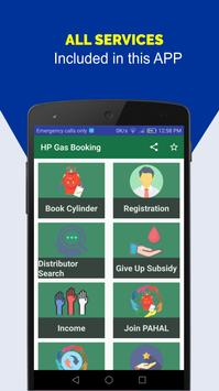 Book HP Gas apk screenshot
