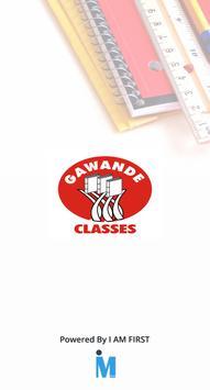 Gawande Classes poster