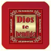 Dios te bendiga icon