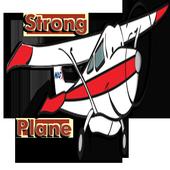 Strong Plane icon