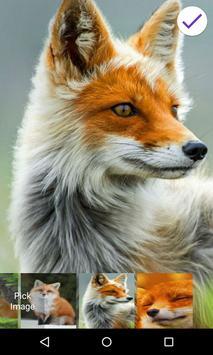 Fox Beautiful Lock Screen screenshot 3