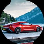 Sports Car Lock Screen icon