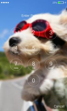 Puppies Lock Screen apk screenshot