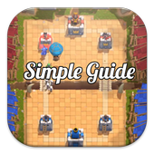 Simple Game Guide Clash Royale icon