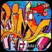 Desenhos de Grafites icon