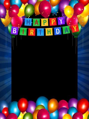 Happy Birthday App Screenshot 2