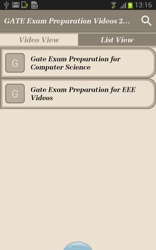 GATE Exam Preparation Videos 2018 - All Subjects for Android