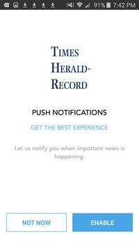 TH-Record, Hudson Valley, NY apk screenshot