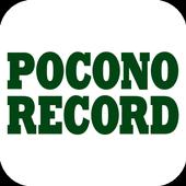 Pocono Record, Stroudsburg, Pa icon