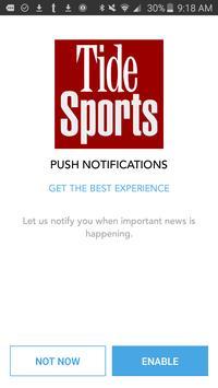 TideSports.com Alabama Sports screenshot 1