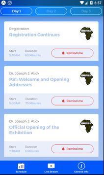 ID4Africa Conference 2018 스크린샷 1