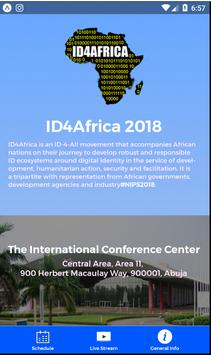 ID4Africa Conference 2018 screenshot 2
