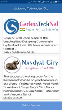 Nandyal City screenshot 1