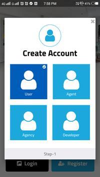 Real Estate App Template screenshot 6
