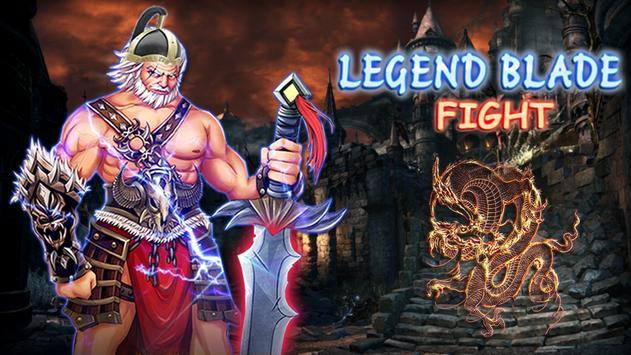 Legend Blade poster