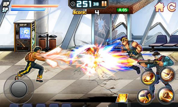 Death Street Fight apk screenshot