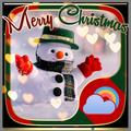 Christmas Live Background