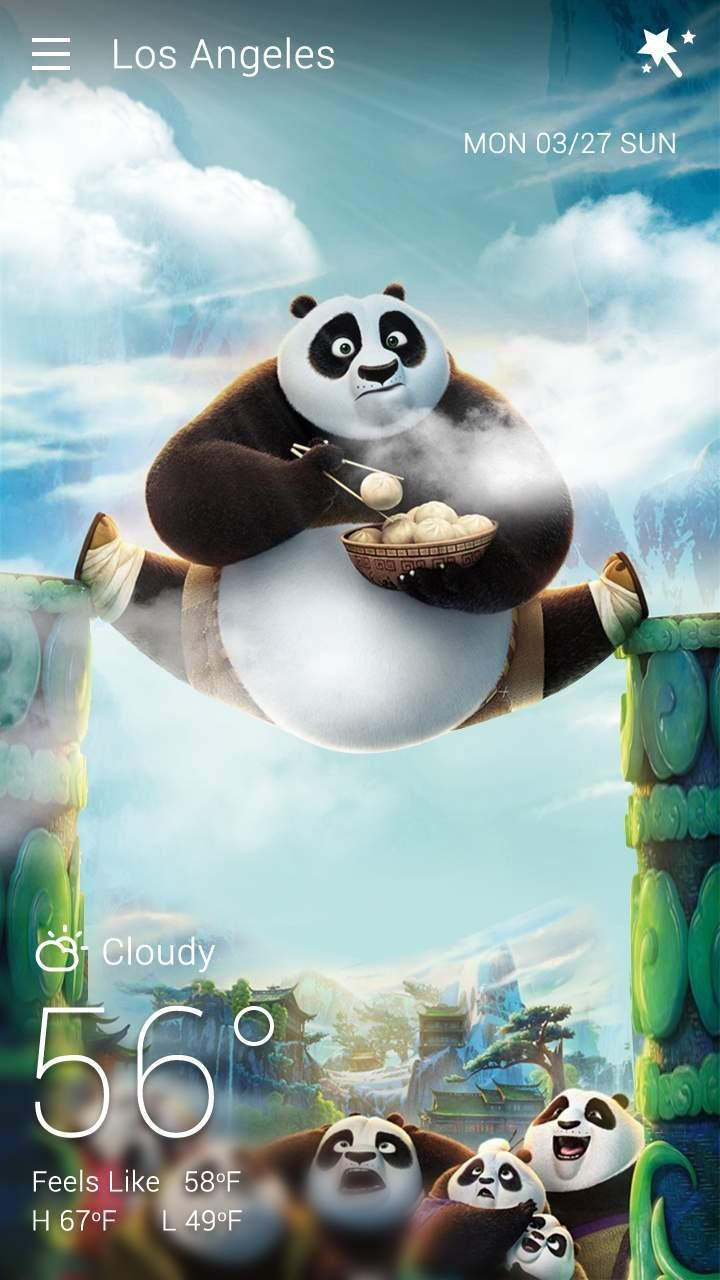 Kung Fu Panda Live Wallpaper For Android Apk Download