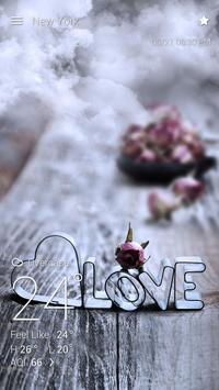 Love Love Live Background apk screenshot