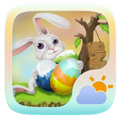 Easter GO Weather Widget Theme icon