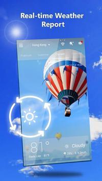 GO Weather - Widget, Theme, Wallpaper, Efficient poster