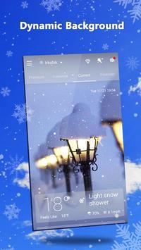 GO Weather - Widget, Theme, Wallpaper, Efficient screenshot 1