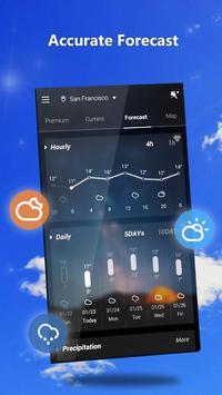 GO Weather - Widget, Theme, Wallpaper, Efficient screenshot 2