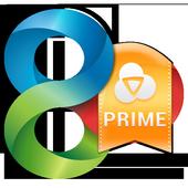 GO Launcher Prime (Trial) icon