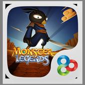 Monster Legends GO Launcher icon