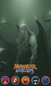 Monster Legends GO Launcher apk screenshot