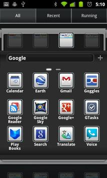 EX Clean Theme apk screenshot