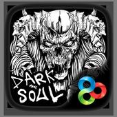 Dark soul GO Launcher Theme icon
