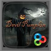 Devil Pumpkin GOLauncher Theme icon