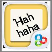 Feel Good Inc GO Theme icon