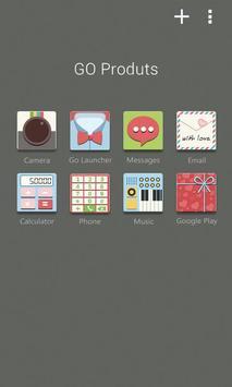 Feel Good Inc GO Theme apk screenshot